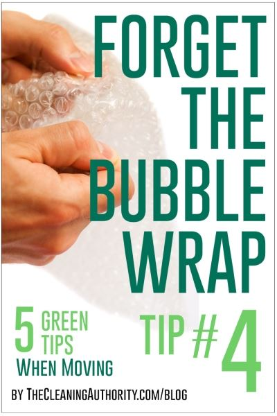 Forget the Bubble Wrap